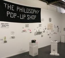The Philosophy Pop-up Shop